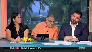 """Highly Questionable (June 11, 2018)""""The sportswriter, radio host a..."""""""