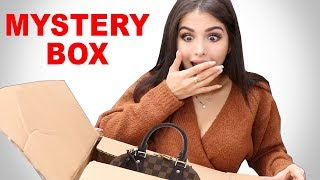 LUXURY MYSTERY BOX + HAUL + GIVEAWAY