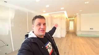 ремонт квартиры 160м2 элитный по дизайн проекту / сделали ремонт квартиры на жк крестовский de luxe