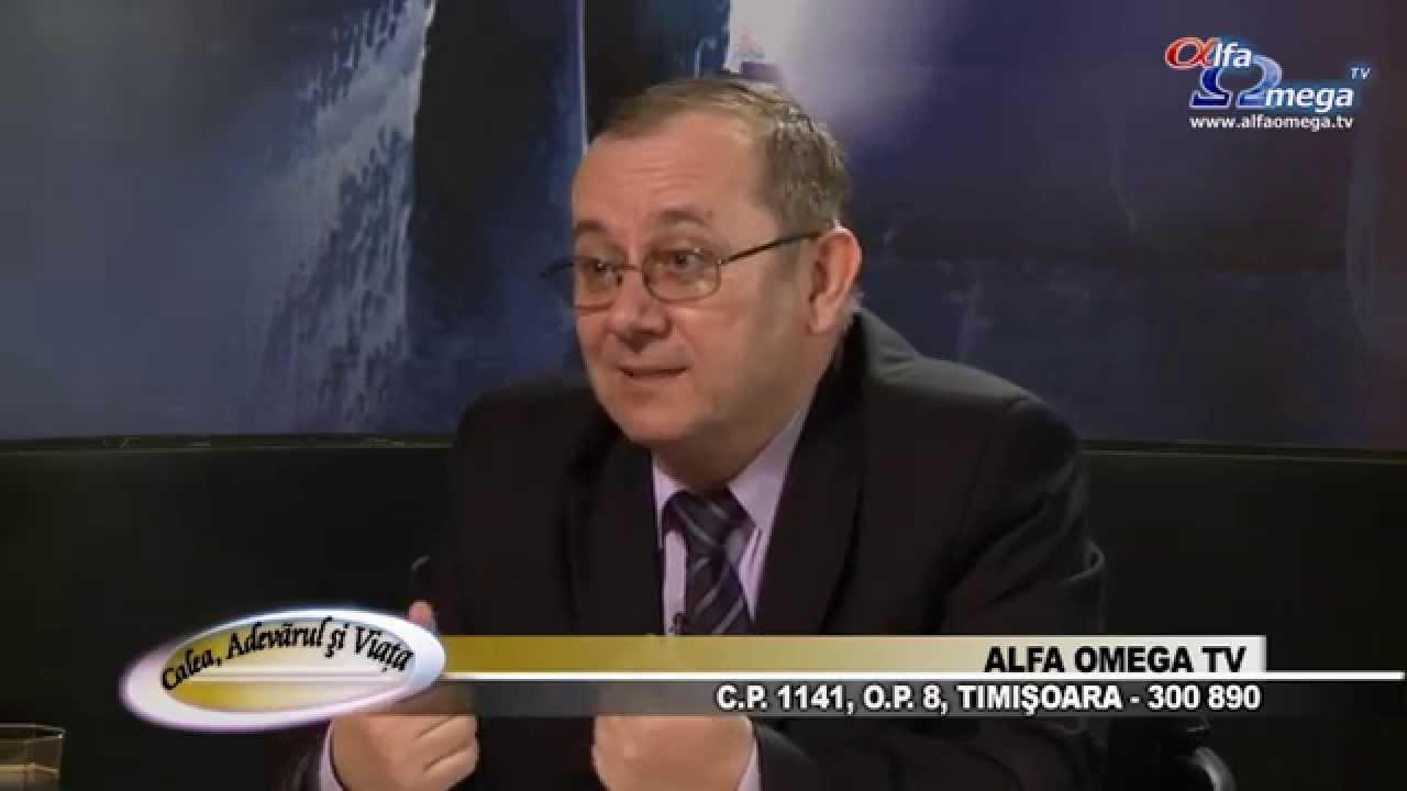 Calea Adevarul si Viata 495 - Hristos iubeste politistii - cu Stefan Seuleanu
