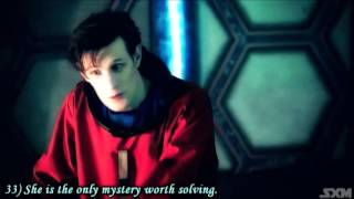 100 Reasons to Ship The Doctor and Clara (Whouffle)