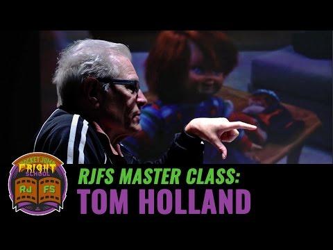 Master Class: TOM HOLLAND