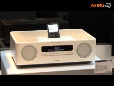 yamaha to showcase new generation of desktop audio. Black Bedroom Furniture Sets. Home Design Ideas
