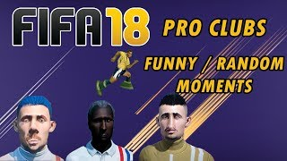 Fifa 18 Pro Clubs ft.Headasses