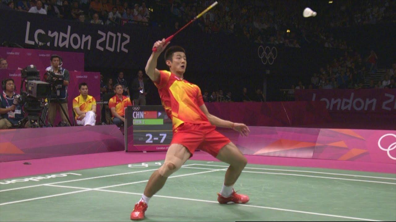 Chong Wei Lee v Chen Long Badminton Singles Semi Final