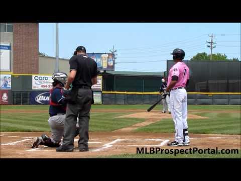Marcus Stroman, RHP, Blue Jays vs  Daniel Fields, ...