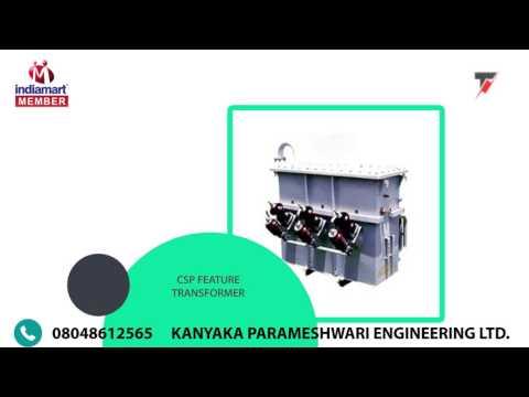 Conventional And Distribution Transformer By Kanyaka Parameshwari Engineering Limited, Hyderabad