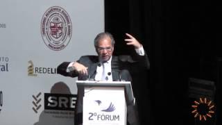 Paulo Guedes faz uma análise da economia brasileira