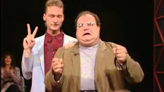 Whose Line - Film & Theater Styles: Plane