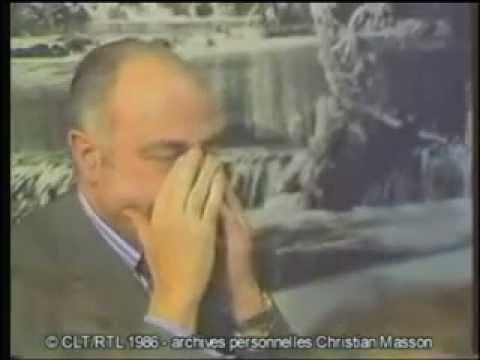rtl télévision clin d'oeil le betisier 1986