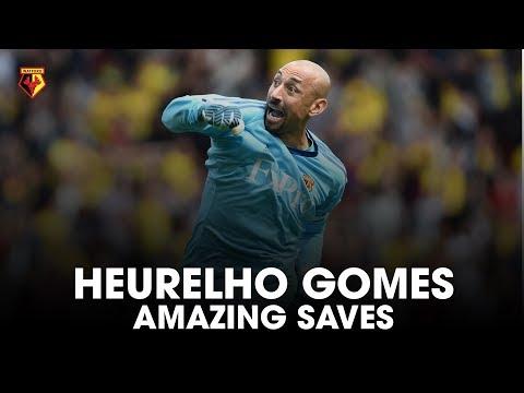 HEURELHO GOMES | AMAZING PREMIER LEAGUE SAVES 🙌