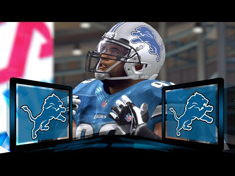 Madden NFL 17 Detroit Lions Franchise- Year 1 Off Season