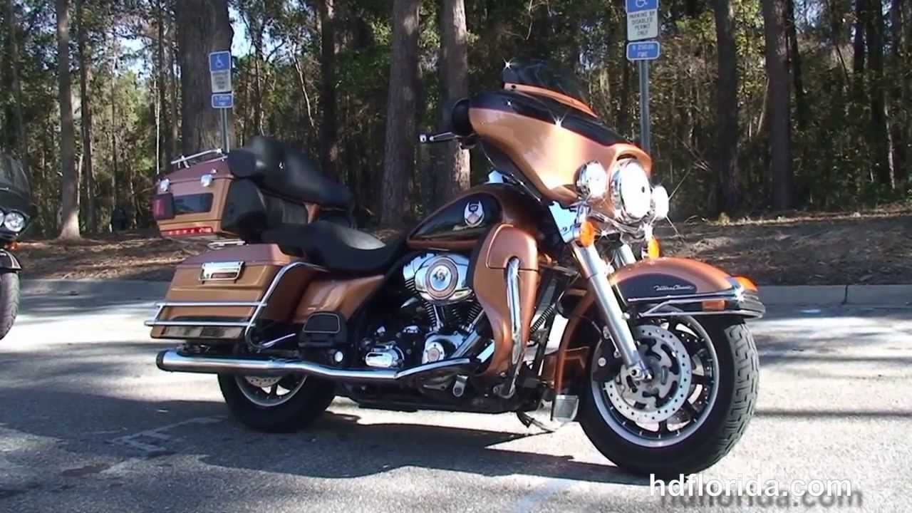 Used 2008 Harley Davidson Flhtcu Ultra Clic Electra Glide Motorcycles For You