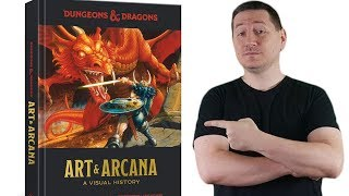 Dungeons And Dragons Art And Arcana - Author Interview