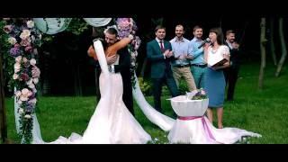 свадебный клип 2016 - марсель