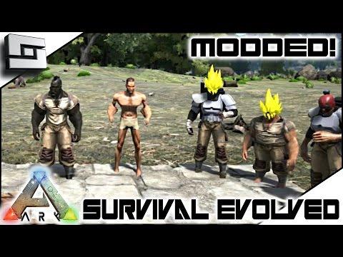 MODDED ARK: Survival Evolved - ARK MODS TIME! Ep 1 ( Gameplay )