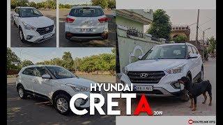 Buying New Hyundai Creta 2019 In Berkeley Chandigarh | Routeline Vlogs