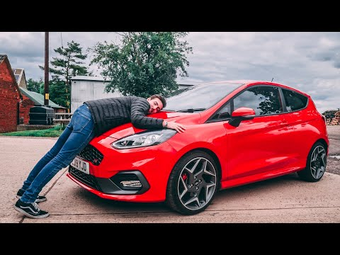 Top 5 things I love about the New 2019 MK8 Fiesta ST!!