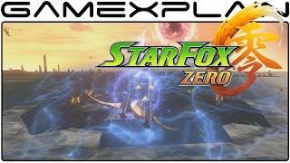Star Fox Zero - Let's Rock & Roll Trailer