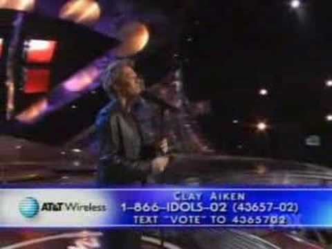 Clay Aiken - I could not ask for more