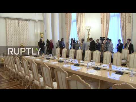 LIVE: Russian, Iranian and Turkish foreign ministers to meet on Syria – Protocol meeting