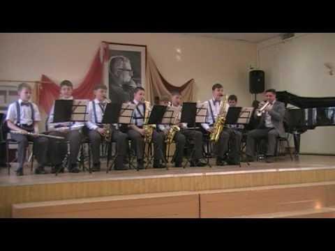 """Детский эстрадный оркестр """"Си-джаз"""" """"Happy Day"""" ДШИ станицы Тбилисской"""