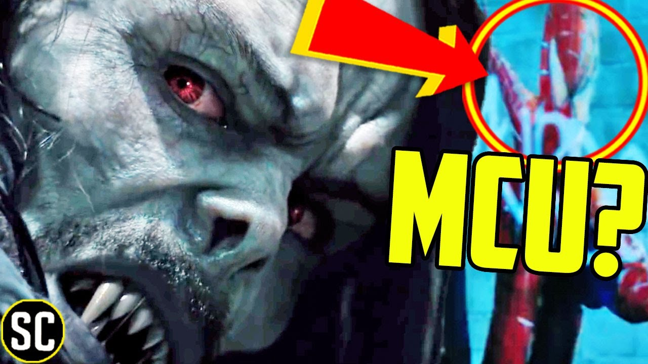 Is 'Morbius' In The MCU? Sony Sure Wants You To Think So