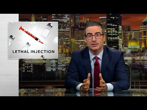 Lethal Injections: Last Week Tonight with John Oliver (HBO)