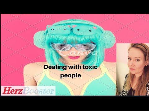 Umgang Mit Toxischen Menschen