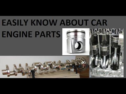 knowledge about Automobile engine parts