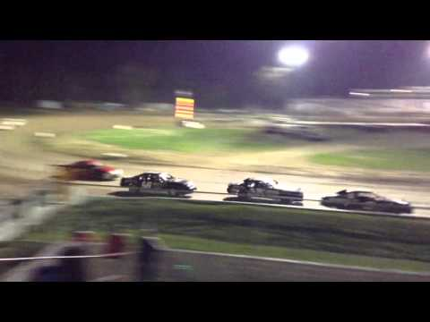 34 raceway stock car feature pt1 4-23-16