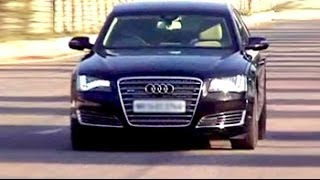 Audi A8 W12 Security Videos