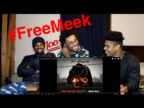 Tee Grizzley - First Day Out Remix ft. Meek Mill (Official Audio) REACTION!!