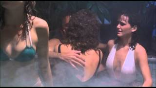 Steamy hot tub murder - Ninja III: The Domination