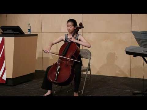 Cello Performance: Audrey Chen at TEDxRedmond