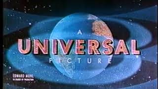 Universal Pictures logo (1963) [debut]