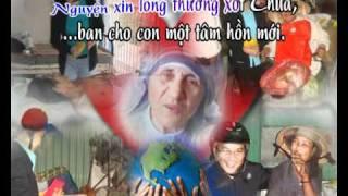 Tín Thác Lòng Thương Xót Chúa - demo - http://songvui.org