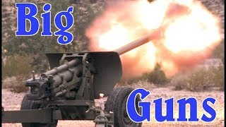 Cannon Shooting Compilation: 20mm to 76mm