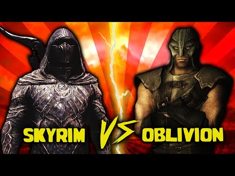 Skyrim Vs Oblivion The Thieves Guild Which Is Better?