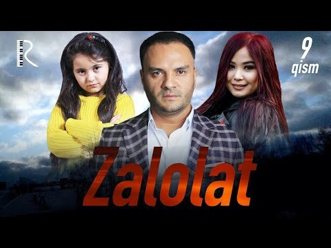 Zalolat (o'zbek Serial) | Залолат (узбек сериал) 9-qism #UydaQoling