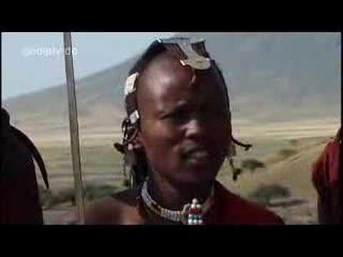 Masai traditional dances