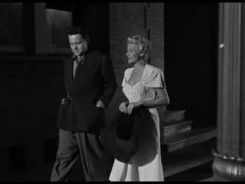 Clip The Lady from Shanghai 1947