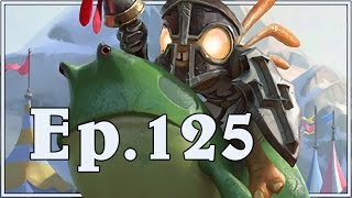 Funny and Lucky Moments - Hearthstone - Ep. 125