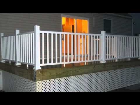 American Franklin Construction #15 Double Deck By Pool!
