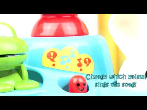 Early Learning Centre Singing Animal Keyboard