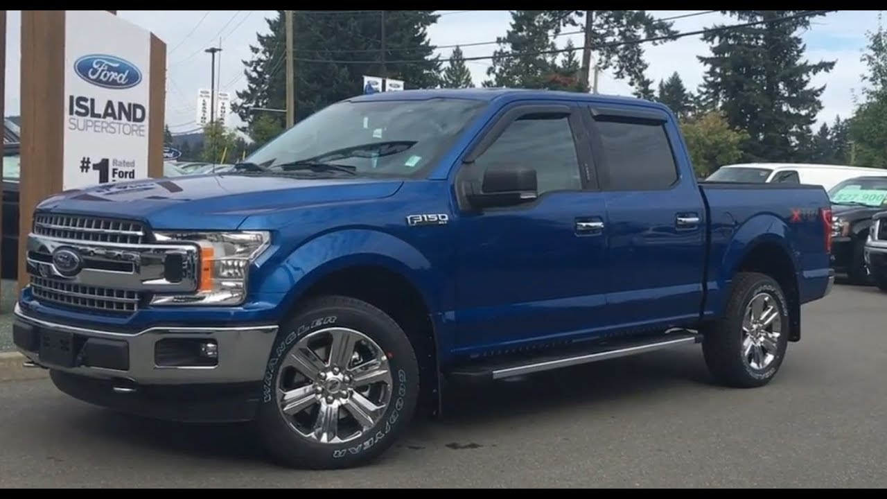 2018 Ford F 150 Xlt Fx4 Xtr Ecoboost Supercrew W Nav Review Island
