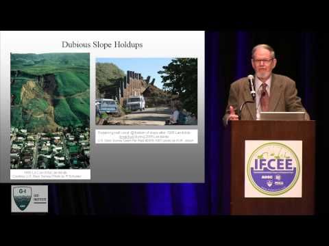 2015 Peck Lecture - Bio-Stabilization of Slopes and Stream Banks