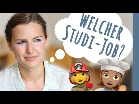DIE BESTEN STUDENTENJOBS - Außergewöhnliche Und Gut Bezahlte Jobs   Wirklich Wichtig!