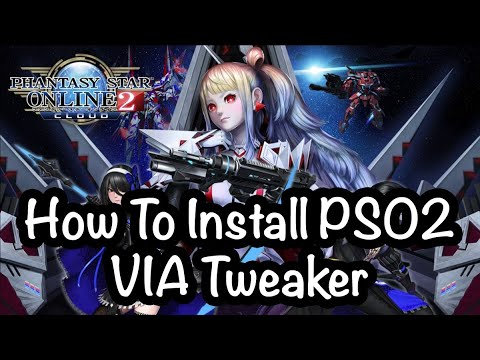 [PSO2] My Game Broke, This is What I did to Fix It.