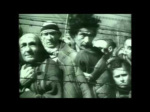 Holocaust Memorial Day 2015 Archive footage shows liberation of Auschwitz concentration camp